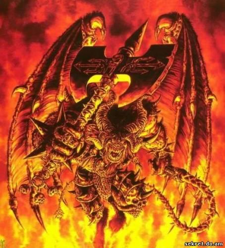 Еще один демон, первоначально бывший ханаанейским богом, - Баалберит,\