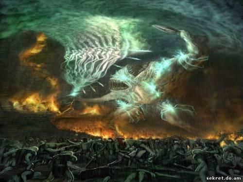 Лилит и Наама - это демоницы, фигурирующие в древнееврейских преданиях.